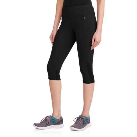 Danskin Now Womens Active Compression Capri