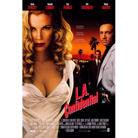 L.A. Confidential (1997) 27x40 Movie Poster