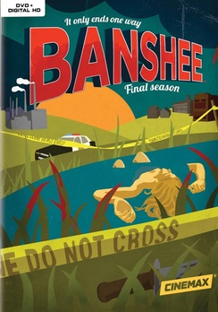 Banshee: The Complete Fourth Season (DVD) by HBO