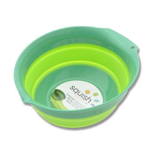 Robinson Squish Mixing Bowl, 5-Quart, Green
