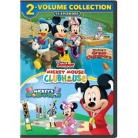 Mickey Mouse Clubhouse: 2-Movie Collection (DVD)