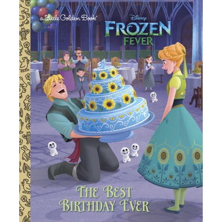 The Best Birthday Ever (Disney Frozen) (The Best Rhymes Ever)