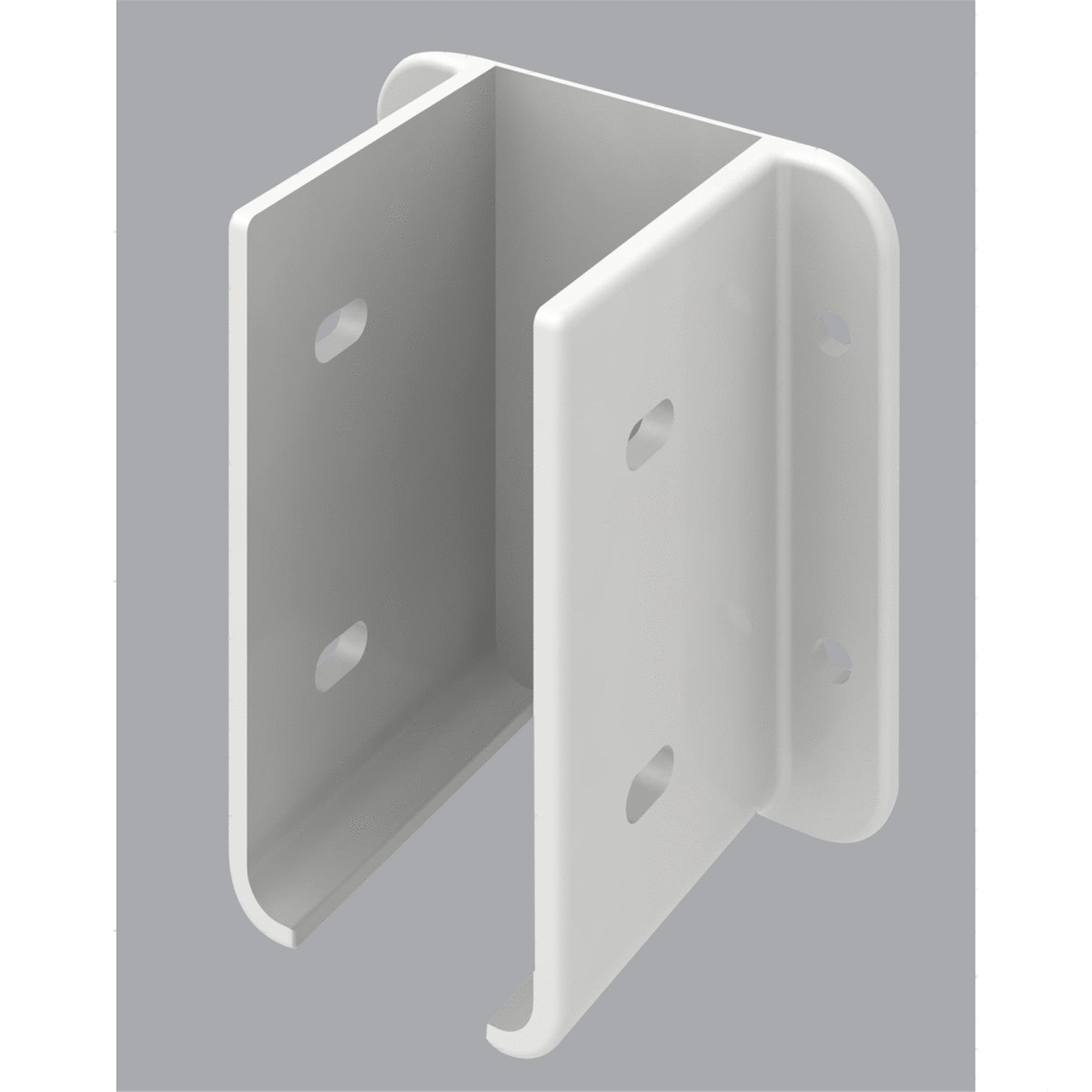 Amarroso Fence Panel Mounting Kit by Universal Forest Products