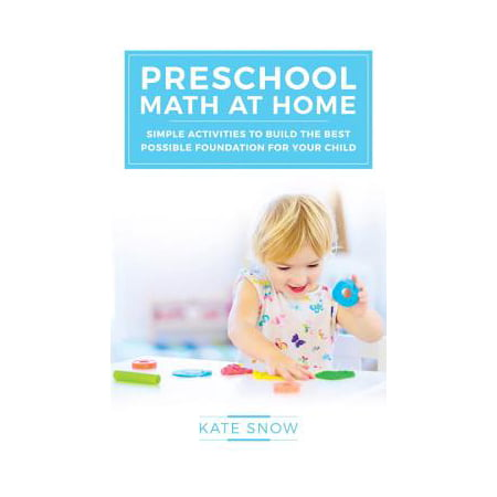 Preschool Math at Home : Simple Activities to Build the Best Possible Foundation for Your Child (Halloween High School Math Activity)
