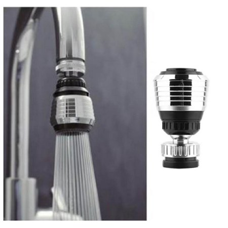 Link Filter Tap - 360 Rotate Swivel Water Saving Tap Aerator Diffuser Faucet Nozzle Filter Adapter