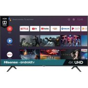 """Refurbished 55"""" Class 4K HDR Android Smart TV with Google Assistant (5H6570F)"""