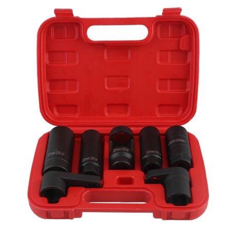 7 In 1 Car Automotive Oxygen Sensor Socket Set Replace Offset Tool -  Walmart com