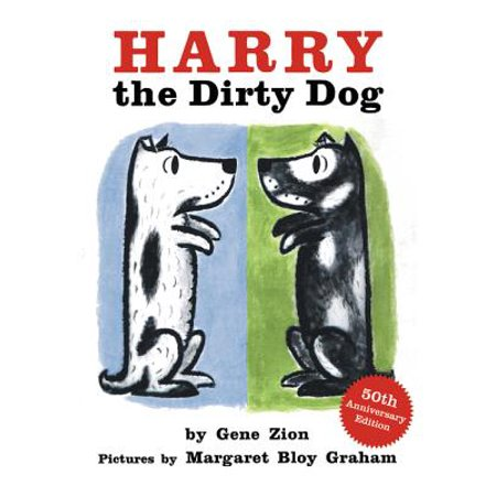 Harry the Dirty Dog (Board Book)