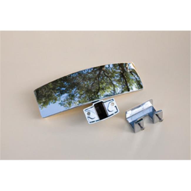 Stenten Golf Cart Accessories MI0001 Mirror Chrm Convex Ski - Atwd