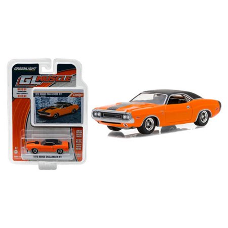 - GREENLIGHT 1:64 GL MUSCLE SERIES 17 - 1970 DODGE CHALLENGER R/T