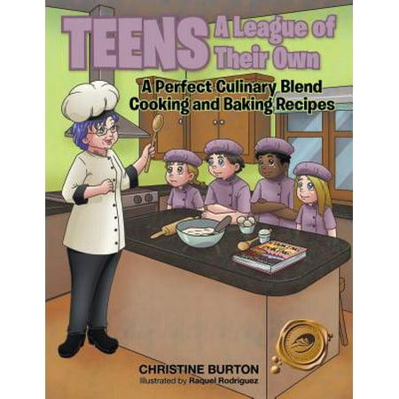 Teens a League of Their Own - eBook