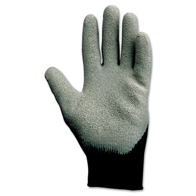 Kleenguard G40 Latex Coated Poly-cotton Gloves, Large/9, ...