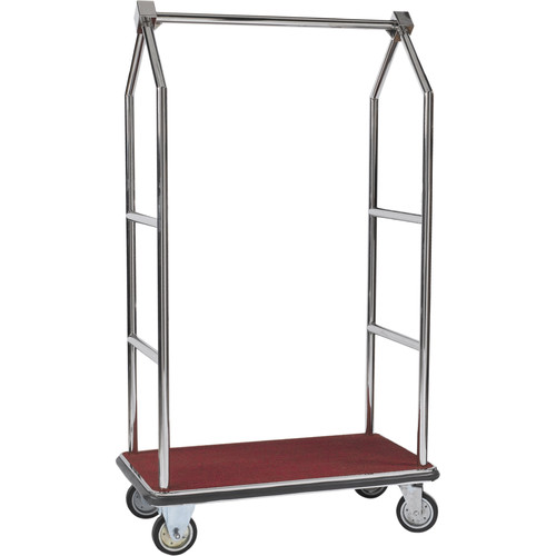 AARCO 1200 lb.Capacity Tall Luggage Chair Dolly