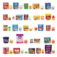 Shopkins Oh So Real - National Brands Real Shopper Pack