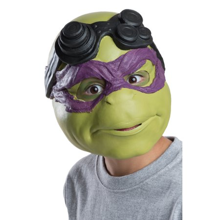 TMNT Movie Donatello Child Mask (Smiley Movie Mask)