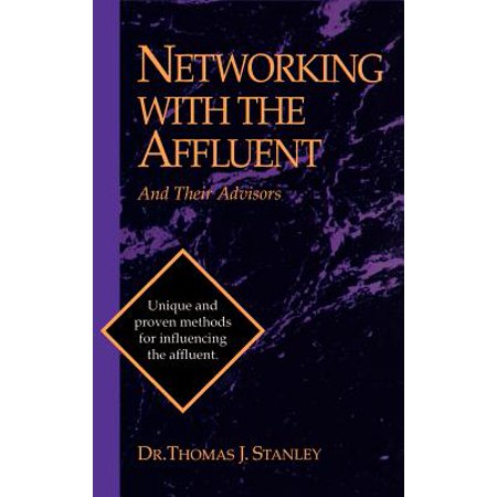 Networking with the Affluent and Their - Advisors Edge