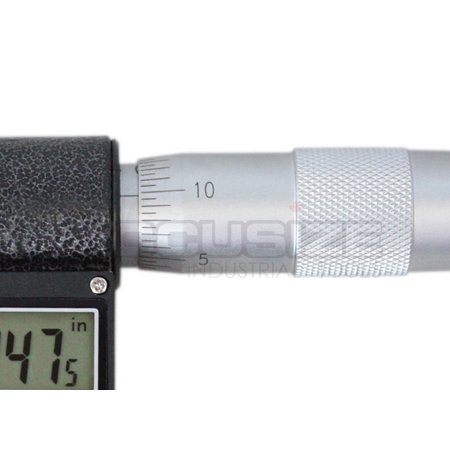 Accusize - 5-6'' x 0.00005'' Electronic Digital Micrometer 7 Keys, AC21-6022 - image 10 de 11