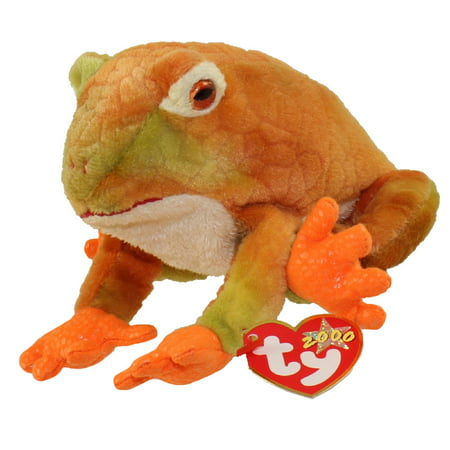 TY Beanie Baby - PRINCE the Frog (8 inch)