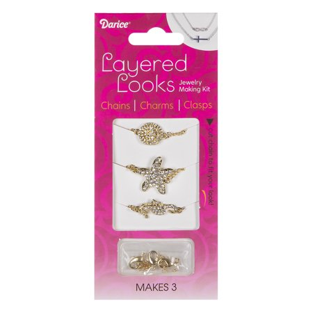 Layered Looks Necklace Sets: Nautical Layering Necklaces](Nautical Necklace)