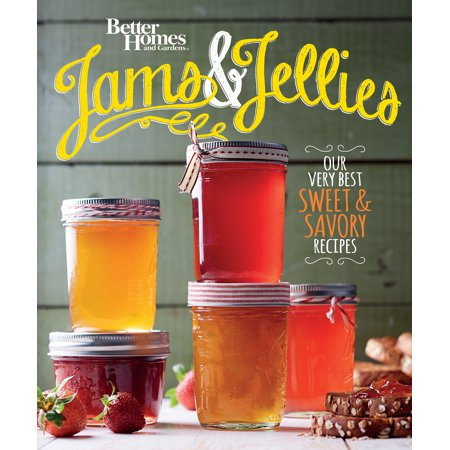 Better Home And Garden Halloween Recipes (Better Homes and Gardens Jams and Jellies : Our Very Best Sweet & Savory)