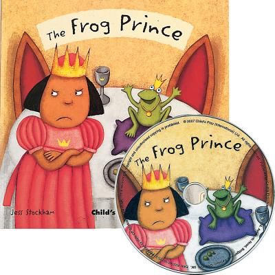 Flip Up Fairy Tales: The Frog Prince (Other)