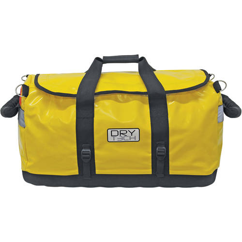 Extreme Max Dry Tec Water-Repellent Zippered Duffel Bag