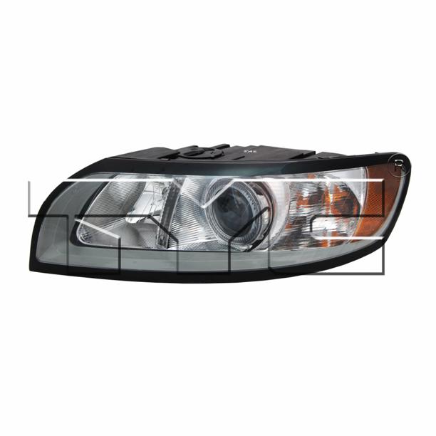 For Volvo S40 / V50 Headlight 2008 09 10 2011 Driver Side