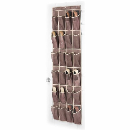 whitmor manufacturing 6351 1253 java over the door shoe organizer. Black Bedroom Furniture Sets. Home Design Ideas