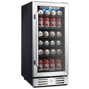 "Best Beverage Coolers - Kalamera 15"" Beverage cooler 96 can built-in Single Review"