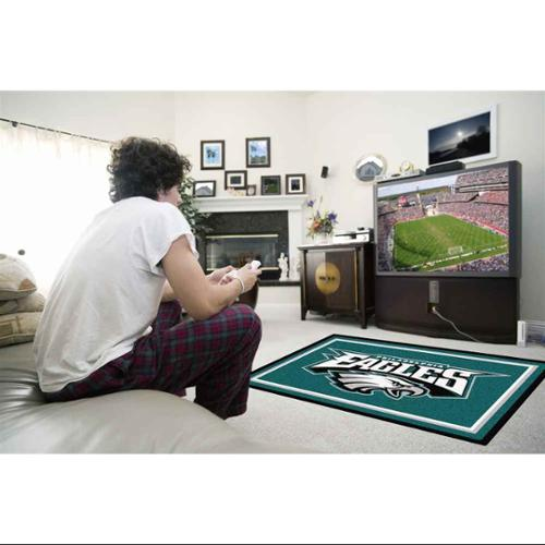 Philadelphia Eagles Area Rug - 4'x6'