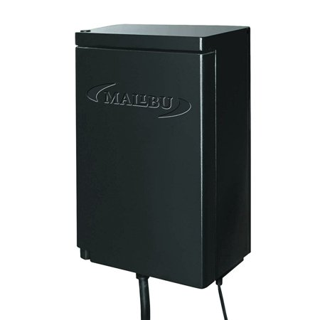 Malibu 120 Watt Power Pack For Low Voltage Landscape Lighting 8100-9120-01 (Low Voltage Submersible Light)