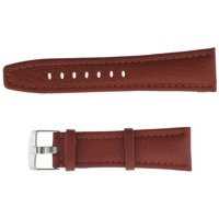 24mm Leather Watch Band Hadley Roma