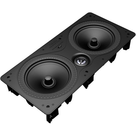 Definitive Technology Disappearing DI 6.5LCR 275 W RMS Speaker (Qty 5) + Definitive Technology PS800 + Monster... by
