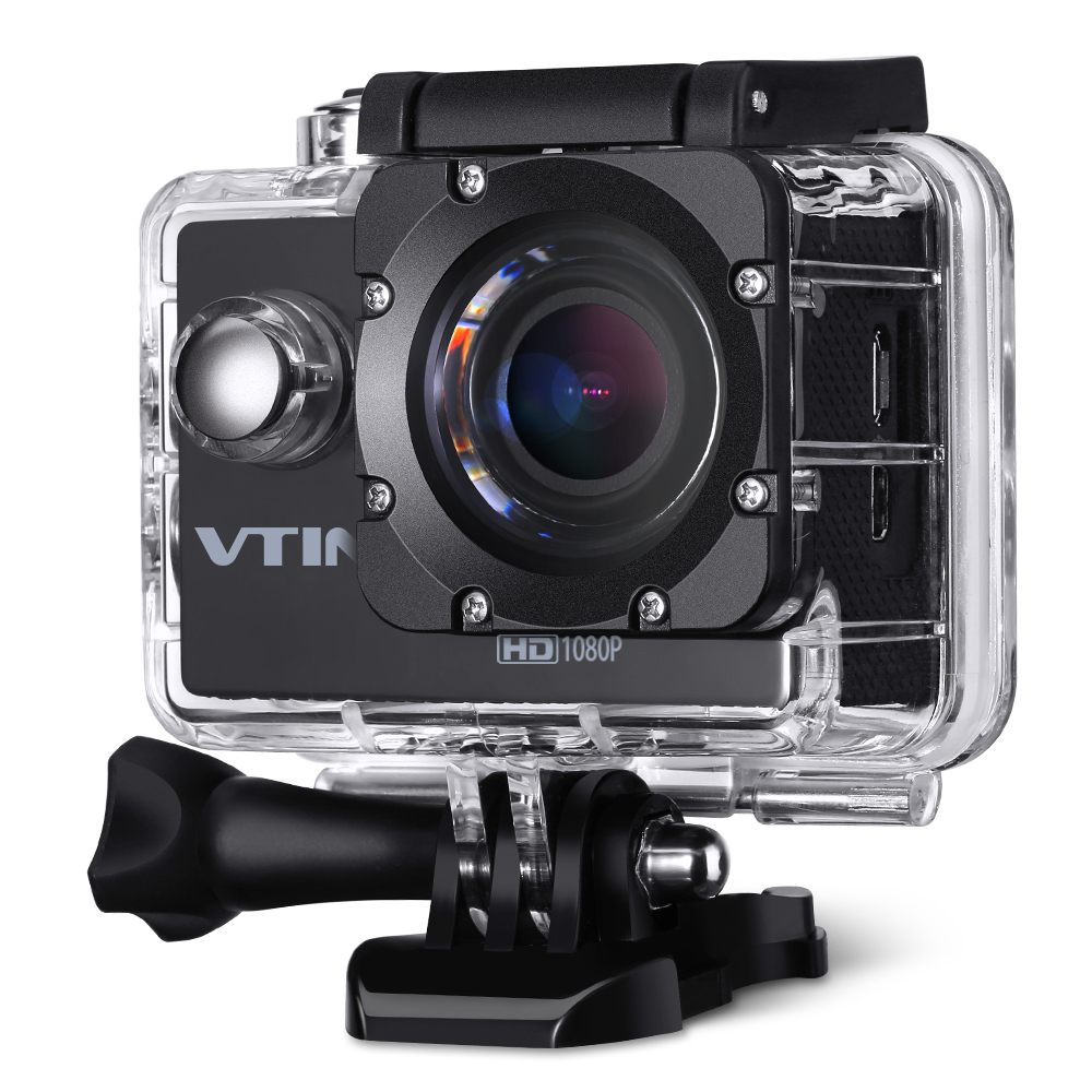 Vtin Sports Camera, Action Camera with 12MP Image and Ful...