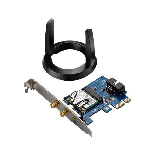 Asus Pce-ac55bt Ieee 802.11ac Bluetooth 4.0 - Wi-fi Adapter - Pci Express - 1.17 Gbit/s - 2.40 Ghz Ism - 5 Ghz Unii - Internal (90ig02q0-ma0010)