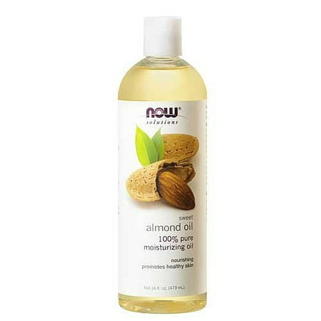 NOW Foods - Sweet Almond Oil - 16 oz. - 16 Sweet