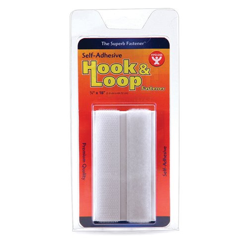 Hygloss Products Inc Hook & Loop Fastener Roll 34x18