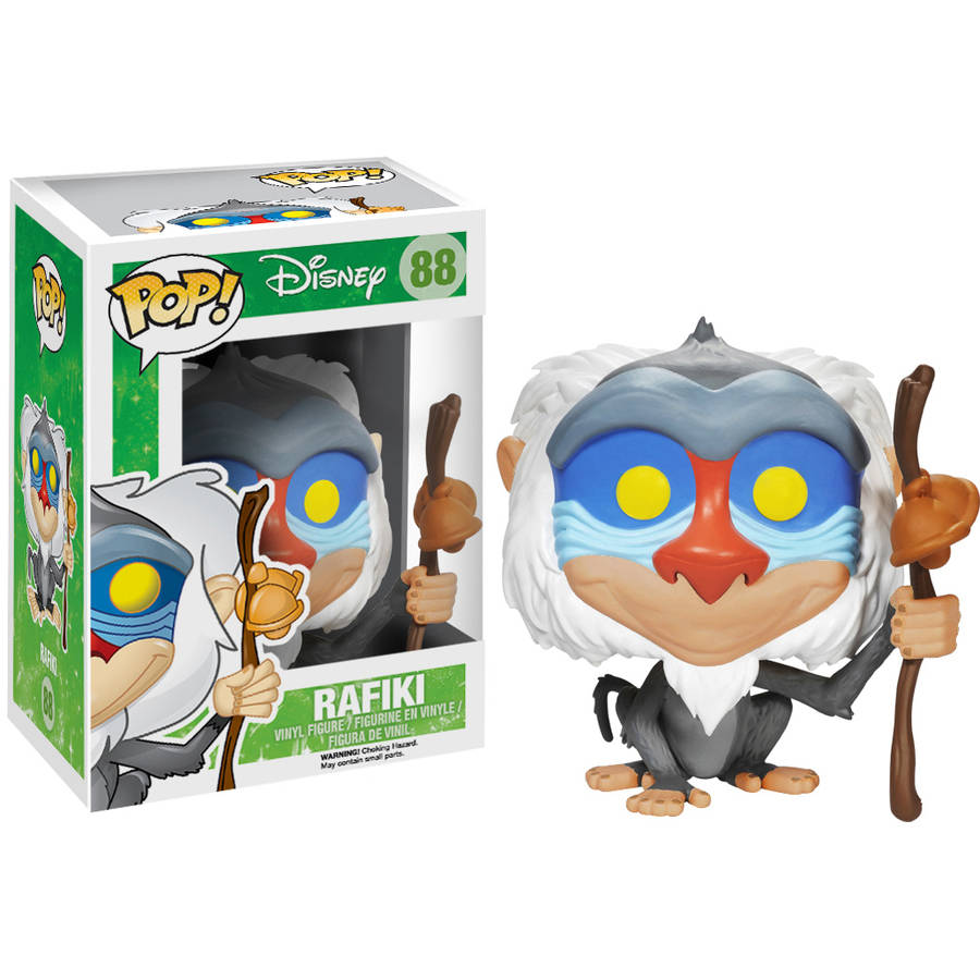 Funko POP Disney: The Lion King Fafiki! Vinyl Figure