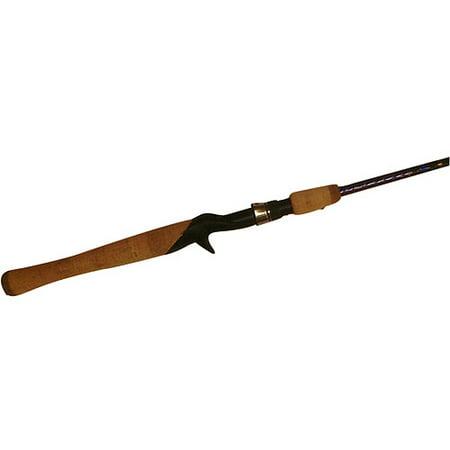 Ugly Stik Lite Pro Spinning Fishing Rod, Medium Action Casting Rod, 6'6