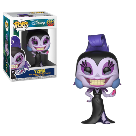 Funko Pop Disney  Emperors New Groove   Yzma