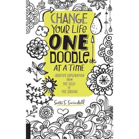 ISBN 9781631590870 Product Image For Change Your Life One Doodle At A Time 150 Prompts