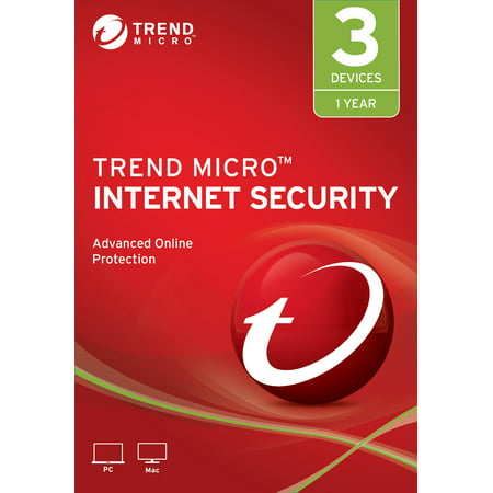 Trend Micro Internet Security 3U 2019 ()