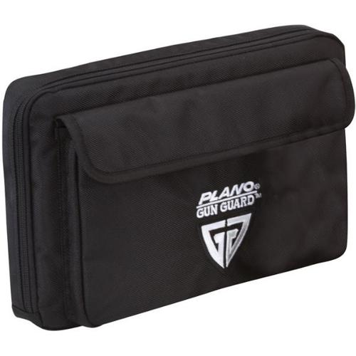 Plano Soft Pistol Case with Pockets, Black
