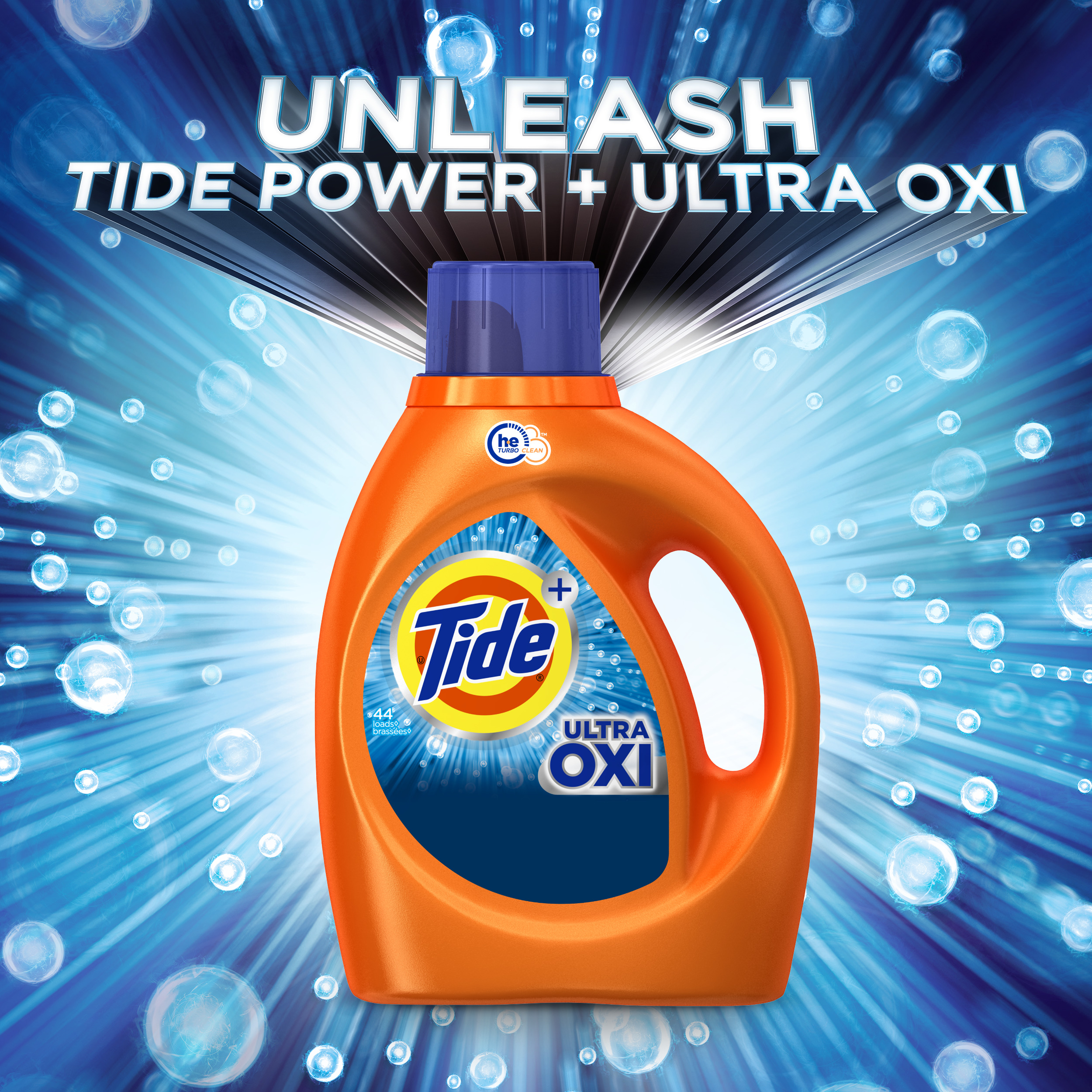 Tide Ultra Oxi Liquid Detergent, 59 Loads 92 fl oz - Walmart com