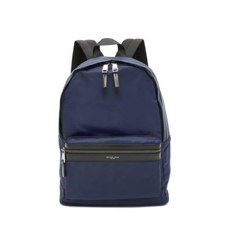 ac3042d660b5 Michael Kors Mens Kent Nylon Backpack - Indigo - 33F5LKNB2C-401 - image 1  of ...