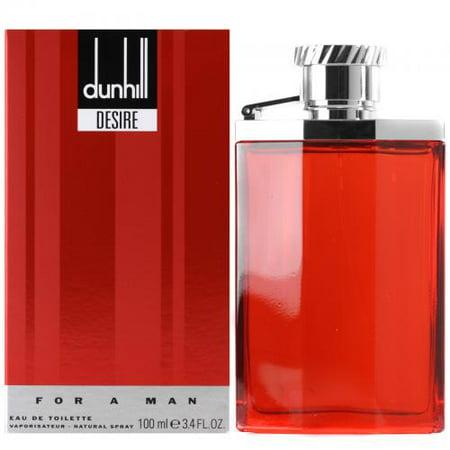 - Desire Red by Alferd Dunhill EDT 3.4 OZ for Men