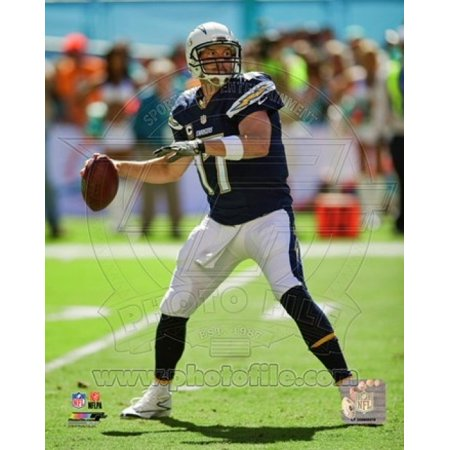 Philip Rivers 2014 Action Sports Photo