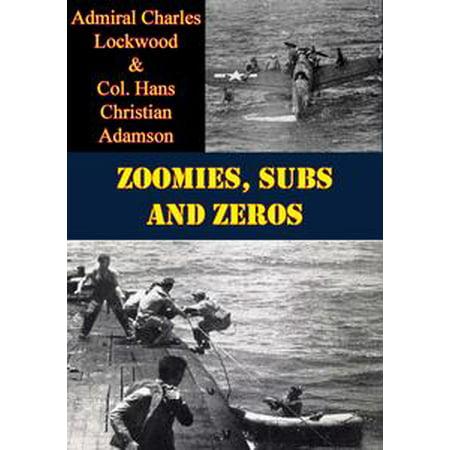 Zoomies, Subs And Zeros - eBook