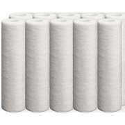 12 Pack of 5 Micron Sediment Filters fits whkf-gd05 by CFS