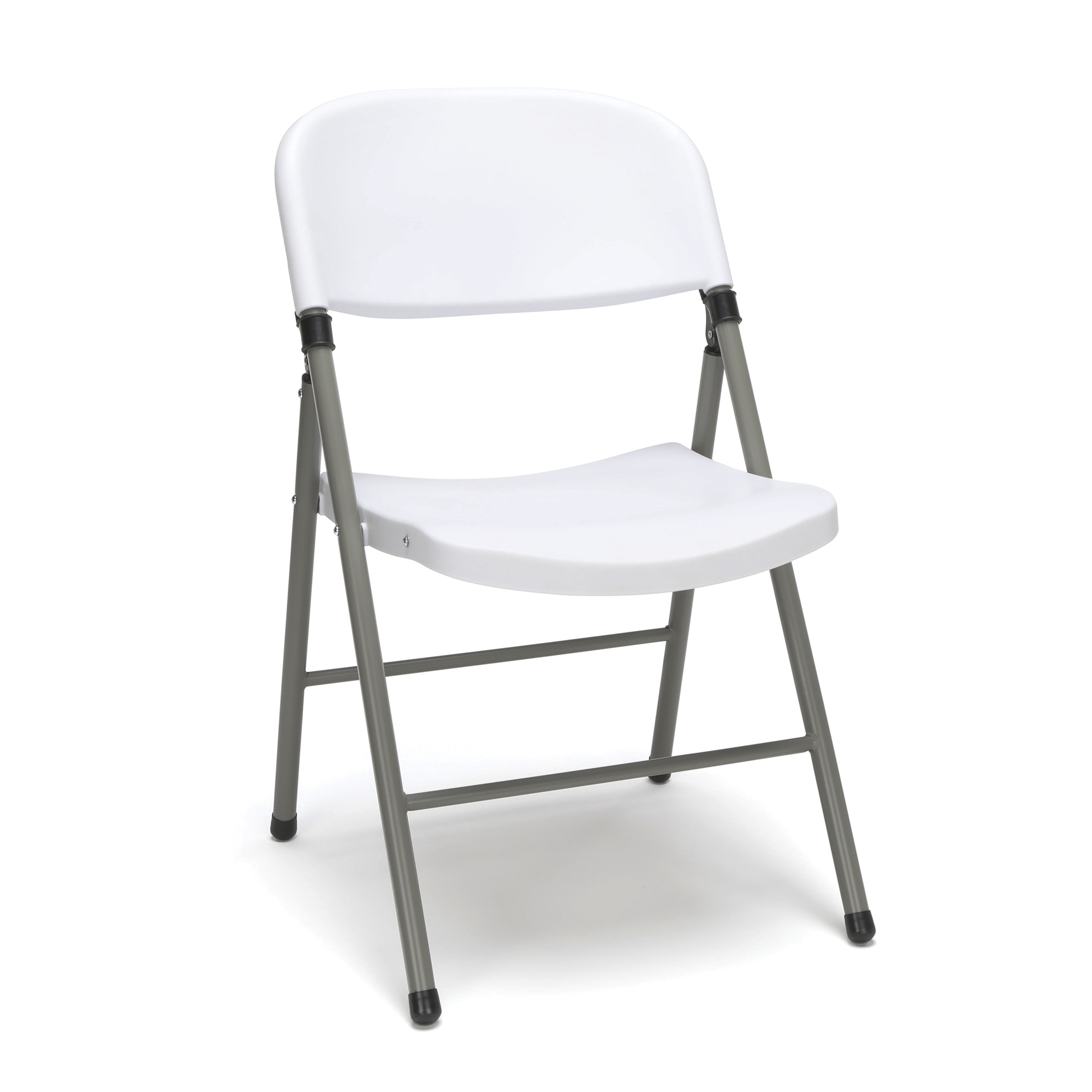Marvelous Essentials By Ofm Ess 5000 Plastic Folding Chair White Pack Of 4 Evergreenethics Interior Chair Design Evergreenethicsorg
